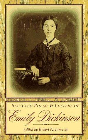 Selected Poems and Letters of Emily Dickinson  N/A edition cover