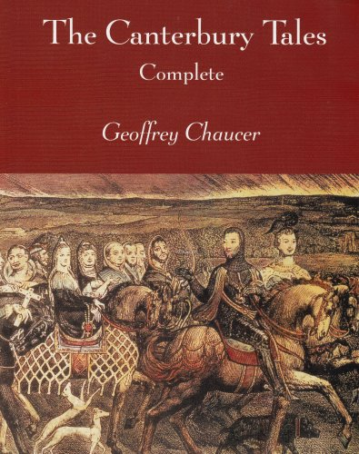 Canterbury Tales   2000 edition cover