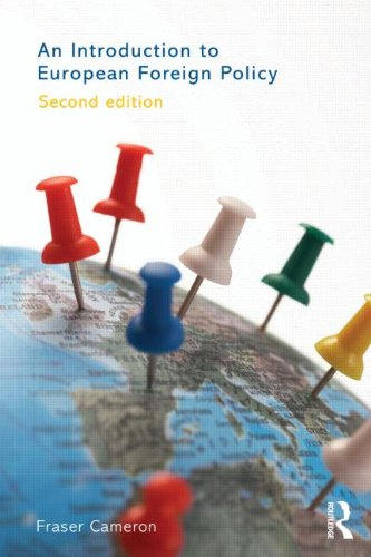 Introduction to European Foreign Policy  2nd 2012 (Revised) edition cover