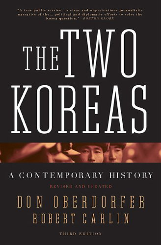 Two Koreas A Contemporary History Revised edition cover