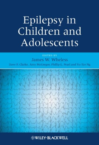 Epilepsy in Children and Adolescents  2nd 2012 9780470741238 Front Cover