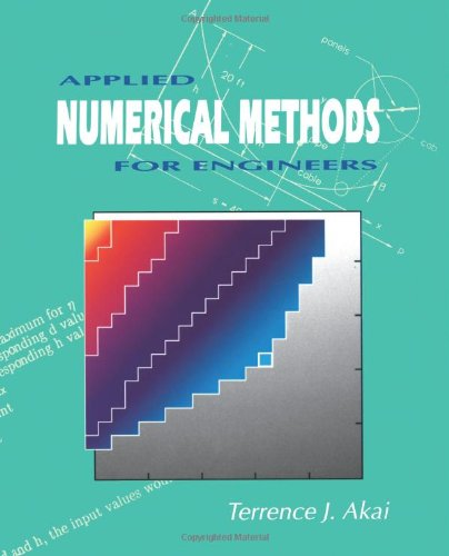 Applied Numerical Methods for Engineers   1994 9780471575238 Front Cover