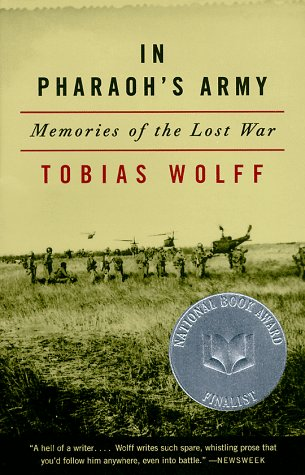 In Pharaoh's Army Memories of the Lost War  1994 edition cover