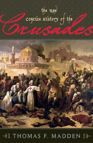New Concise History of the Crusades   2005 edition cover