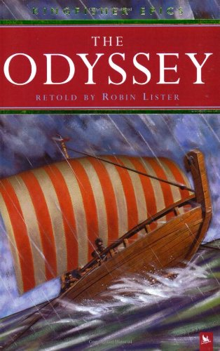 Odyssey   2004 edition cover