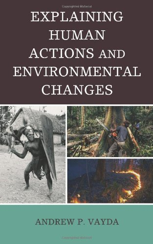 Explaining Human Actions and Environmental Changes   2009 9780759103238 Front Cover