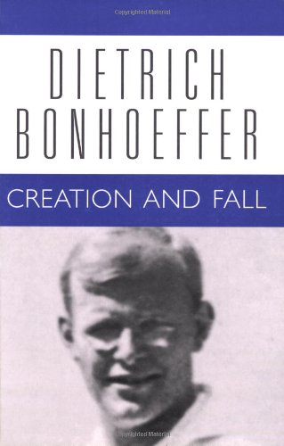 Creation and Fall   2004 edition cover