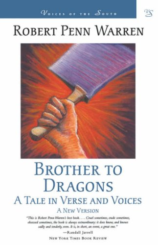 Brother to Dragons A Tale in Verse and Voices 2nd (Revised) edition cover