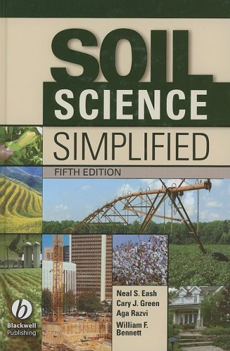 Soil Science Simplified  5th 2008 (Revised) edition cover