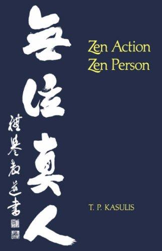 Zen Action/Zen Person   1987 (Reprint) edition cover
