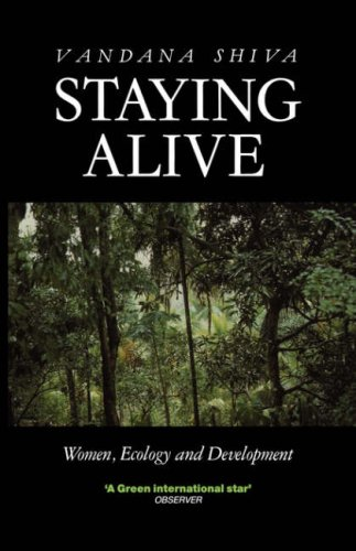 Staying Alive Women, Ecology and Development  1988 edition cover