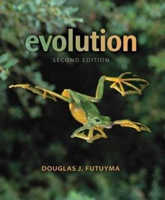 Evolution  2nd 2009 (Revised) edition cover