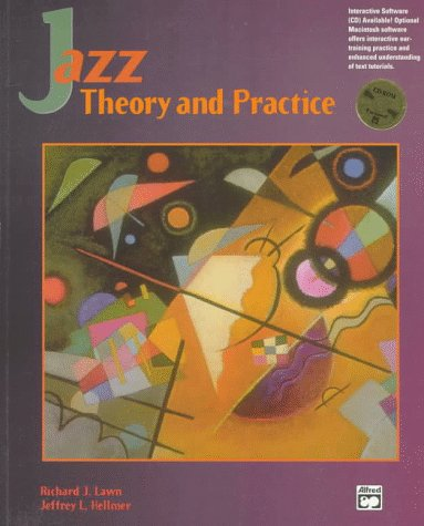 Jazz Theory and Practice Book and CD-ROM (Macintosh)  1996 edition cover