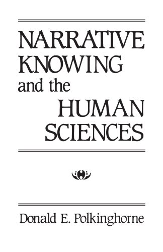 Narrative Knowing and the Human Sciences   1988 edition cover