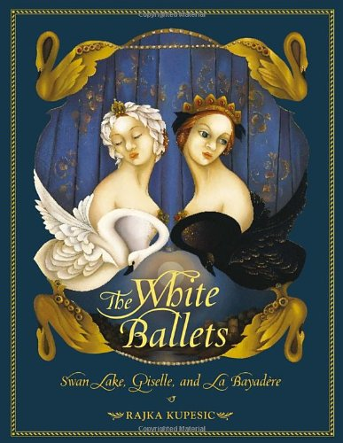 White Ballets   2011 9780887769238 Front Cover