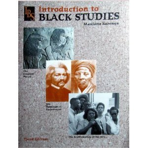 Introduction to Black Studies 3rd 2002 9780943412238 Front Cover
