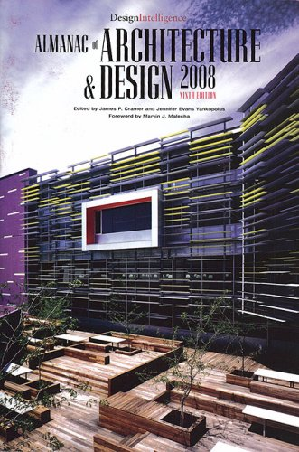 Almanac of Architecture and Design  2007 9780978555238 Front Cover
