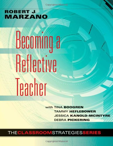 Becoming a Reflective Teacher   2012 9780983351238 Front Cover