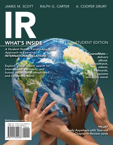 IR, What's Inside   2014 edition cover