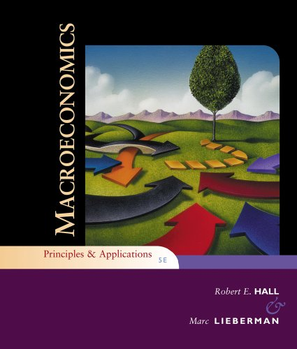 Bundle: Macroeconomics: Principles and Applications, 5th + Aplia Printed Access Card Macroeconomics: Principles and Applications, 5th + Aplia Printed Access Card 5th 9781133265238 Front Cover