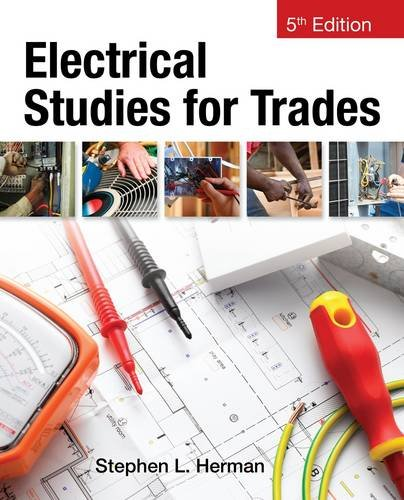 Electrical Studies for Trades:   2013 edition cover