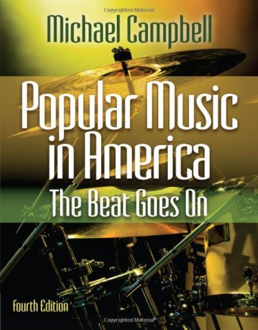 POPULAR MUSIC IN AMERICA-COURSEMATE     N/A 9781133351238 Front Cover
