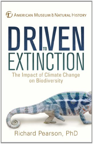 Driven to Extinction The Impact of Climate Change on Biodiversity N/A edition cover