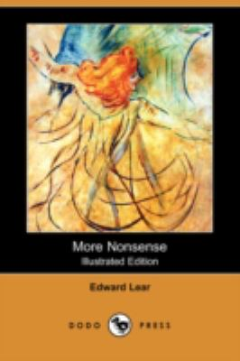 More Nonsense  N/A 9781406589238 Front Cover