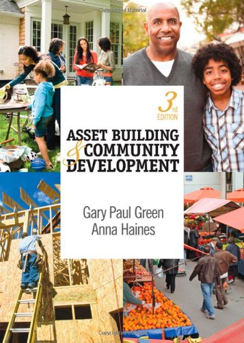 Asset Building and Community Development  3rd 2012 edition cover