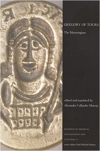 Gregory of Tours The Merovingians  2005 edition cover