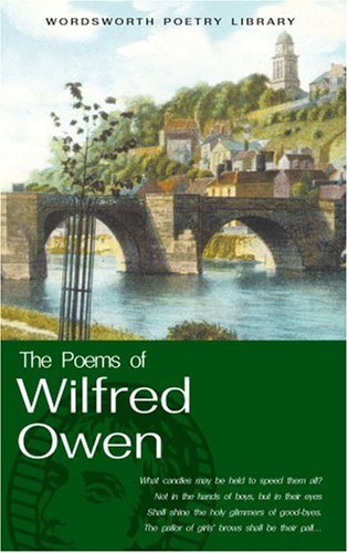 Poems of Wilfred Owen   2002 edition cover