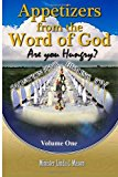 Appetizers from the Word of God  N/A 9781939535238 Front Cover