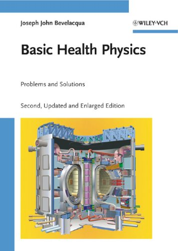 Basic Health Physics Problems and Solutions 2nd 2010 9783527408238 Front Cover