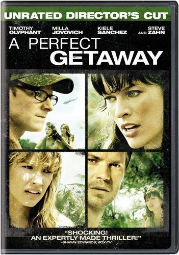 A Perfect Getaway (Theatrical/Unrated Director's Cut) System.Collections.Generic.List`1[System.String] artwork