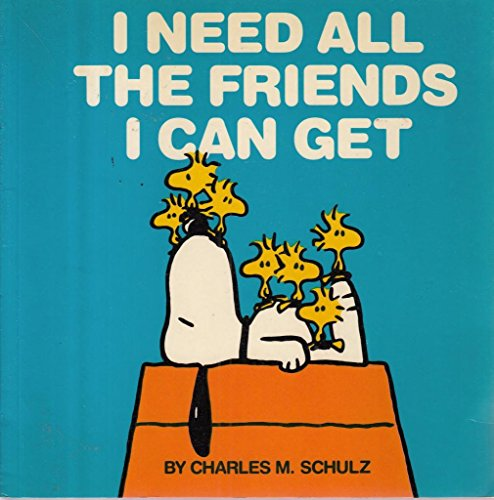 I Need All the Friends I Can Get   1982 edition cover