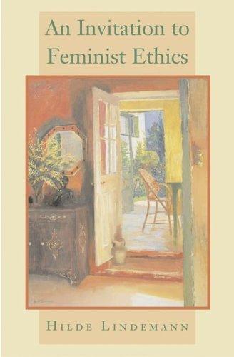 Invitation to Feminist Ethics   2006 edition cover