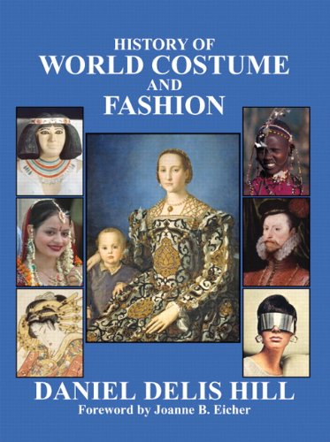 History of World Costume and Fashion   2011 edition cover