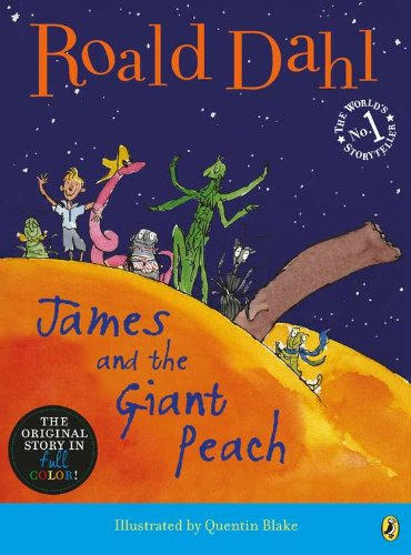 James and the Giant Peach  N/A edition cover