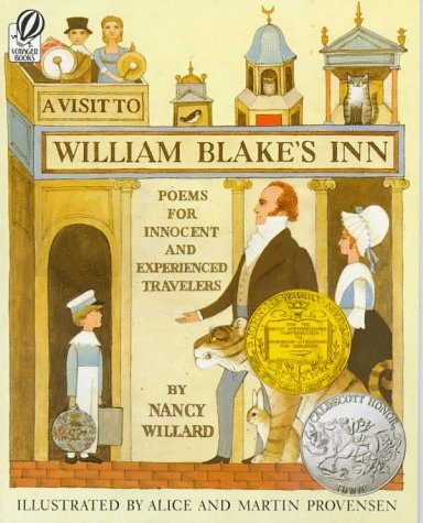 Visit to William Blake's Inn Poems for Innocent and Experienced Travelers  1982 edition cover