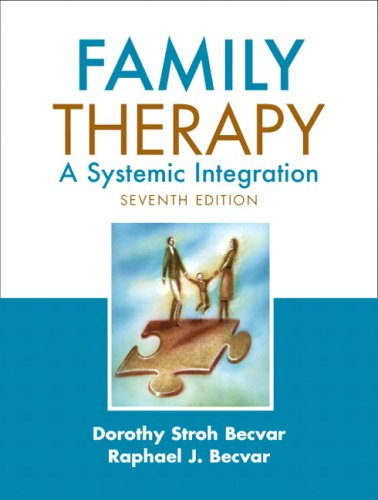 Family Therapy A Systemic Integration 7th 2009 edition cover