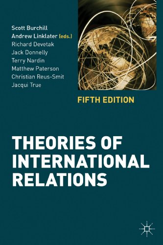 Theories of International Relations  5th 2013 (Revised) edition cover