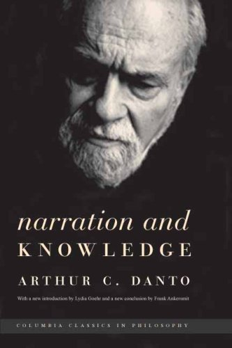 Narration and Knowledge   2007 (Annotated) 9780231138239 Front Cover