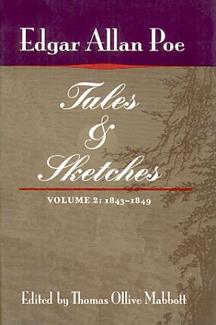 Tales and Sketches, 1843-1849   2000 (Reprint) edition cover