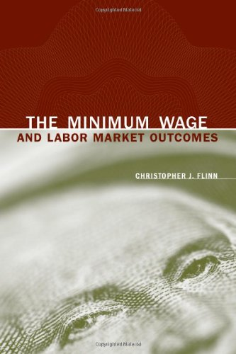 Minimum Wage and Labor Market Outcomes   2011 9780262013239 Front Cover