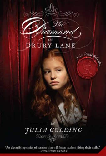 Diamond of Drury Lane  N/A edition cover