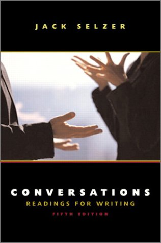 Conversations Readings for Writing 5th 2003 9780321103239 Front Cover