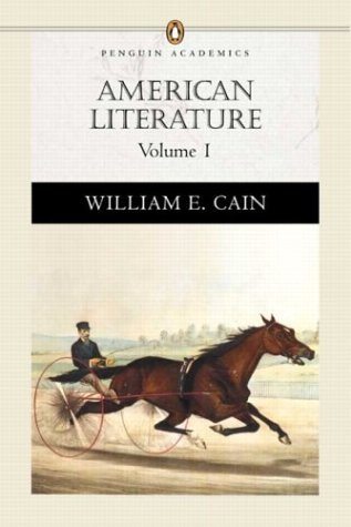 American Literature   2004 9780321116239 Front Cover