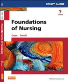 Study Guide for Foundations of Nursing  7th 2014 edition cover