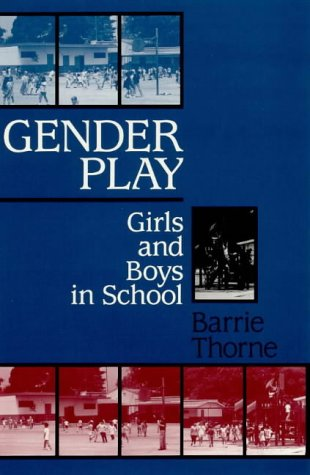Gender Play Girls and Boys in School  1993 edition cover