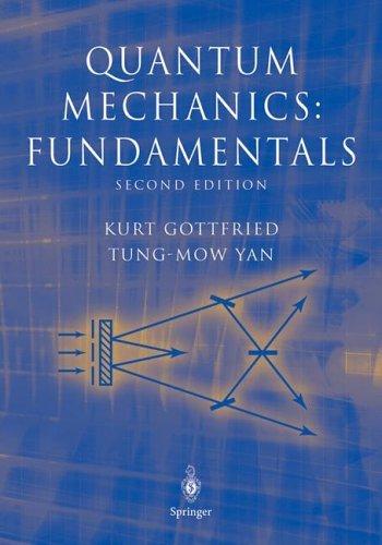 Quantum Mechanics Fundamentals 2nd 2003 (Revised) edition cover